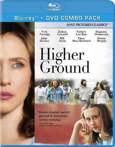 HIGHER GROUND (COMBO) BY FARMIGA,VERA (Blu-Ray)