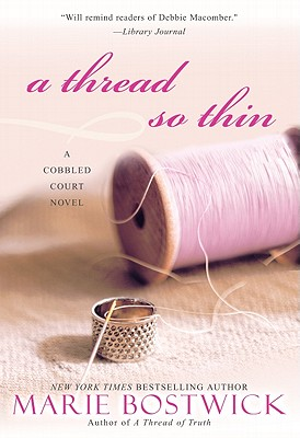 A Thread So Thin By Bostwick, Marie